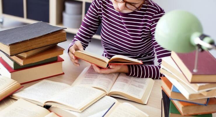 I libri brevi da leggere durante le pause dallo studio