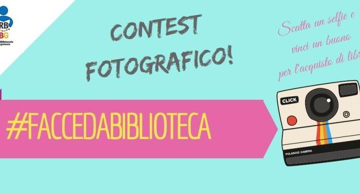 #faccedabiblioteca, il contest per promuovere le biblioteche sui social