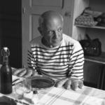 Robert Doisneau. Pescatore d'immagini | Robert Doisneau, Los panecillos de Picasso @ Atelier Robert Doisneau