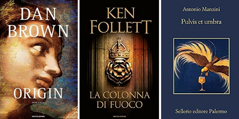 "Classifica libri più venduti. Dan Brown conquista il primo posto con ""Origin"""