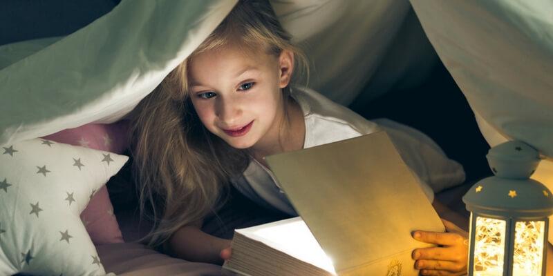 Perchè i bambini dovrebbero leggere di più