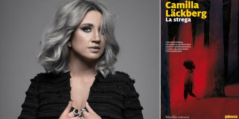 """Camilla Lackberg, """"Quello dello scrittore è un lavoro come gli altri"""""""