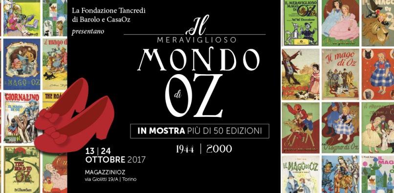 A Torino la mostra che omaggia la storia editoriale del Meraviglioso Mondo di Oz