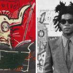 Cabra di Jean-Michel Basquiat a Novembre in asta da Sotheby's a New York
