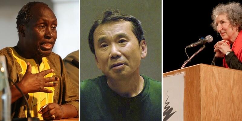 I favoriti per il Premio Nobel per la Letteratura 2017