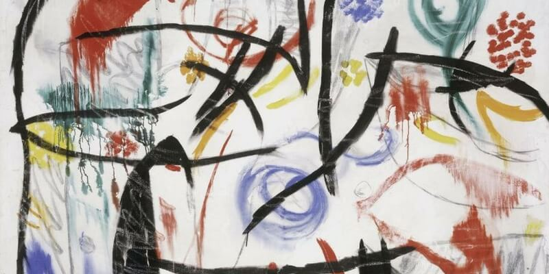 A Torino la mostra che raccoglie gli ultimi trent'anni della vita di Mirò