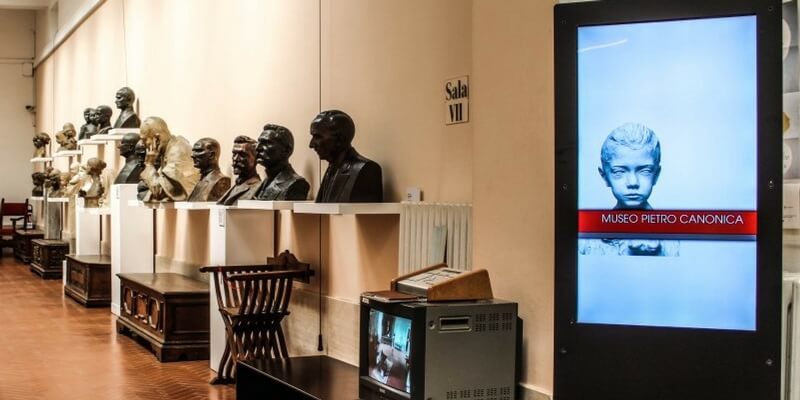 I video in Lingua dei Segni Italiana nei musei civici di Roma