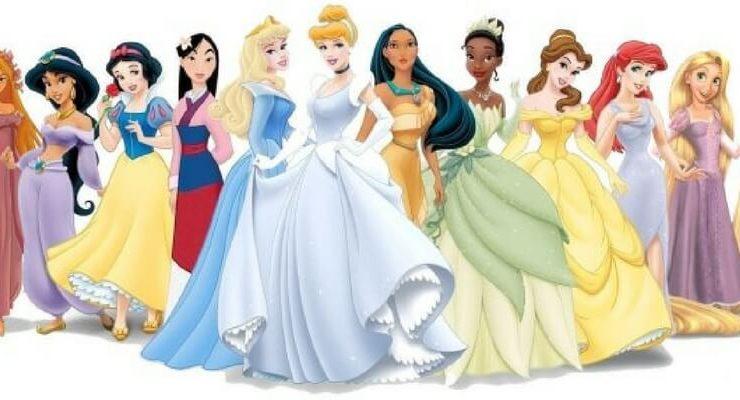 Arriva a Milano la mostra che celebra le principesse Disney