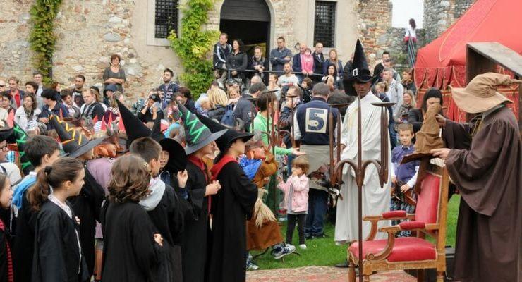 Una giornata fantastica con Harry Potter a Lonato del Garda