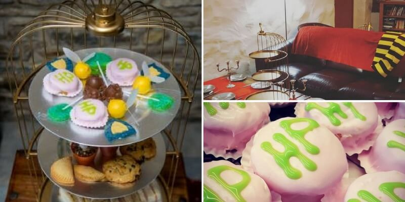 "Dolci e ""Wizard's Tea"" per i veri fan di Harry Potter"