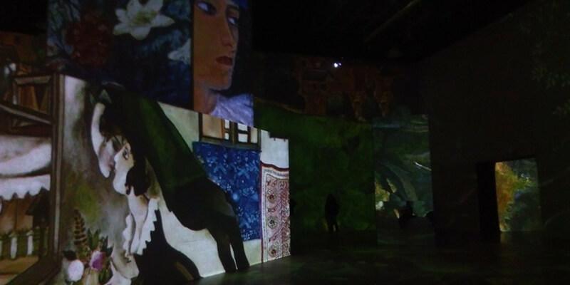 A Milano la mostra che omaggia i lavori di Chagall