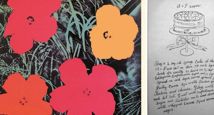 In mostra a Palermo il mito di Andy Warhol