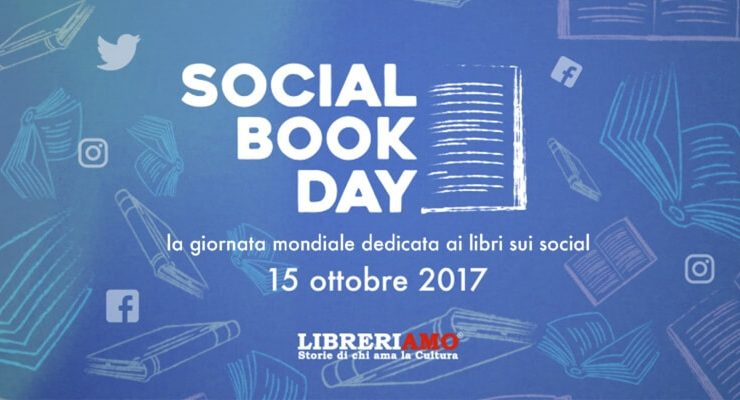 Tutto pronto domenica 15 ottobre per il #SocialBookDay 2017