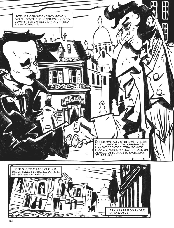 I delitti della Rue Morgue - Tavola 4
