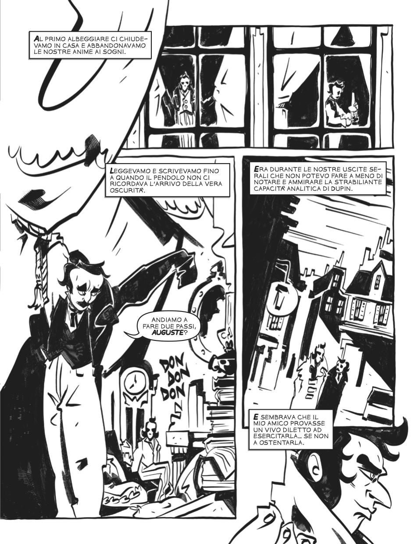 I delitti della Rue Morgue - Tavola 5