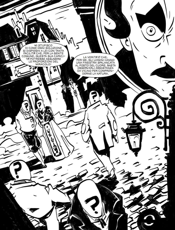 I delitti della Rue Morgue - Tavola 6