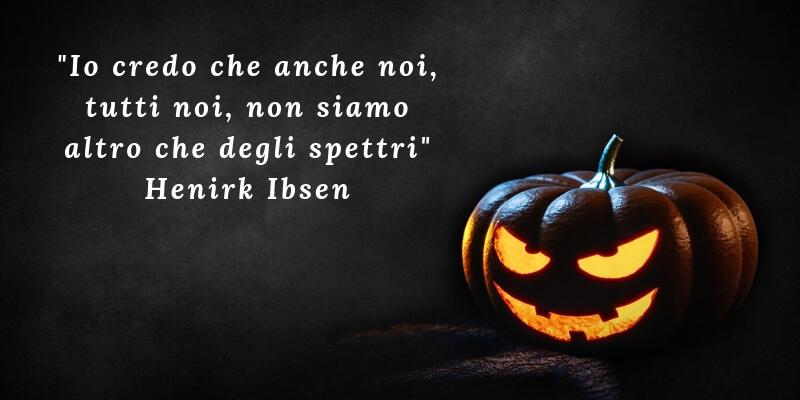 Halloween, frasi e aforismi