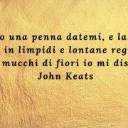 John Keats, le poesie più belle