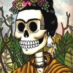 Illustrazioni dedicate a Frida Kahlo    © Josè Pulido