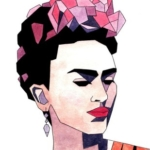 Illustrazioni dedicate a Frida Kahlo |  © Lidia Cities