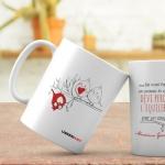AforisMug, le tazze d'autore social nate per promuovere i libri e la lettura