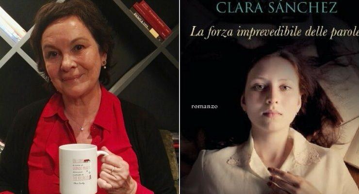 """Clara Sánchez, """"Ciò che viene scritto sulle pagine di un libro rimane per sempre"""""""