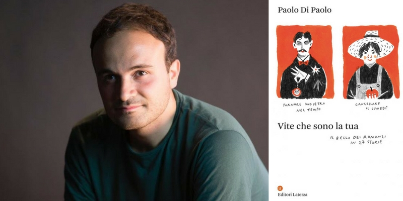 """Paolo Di Paolo, """"I libri allenano l'immaginazione"""""""