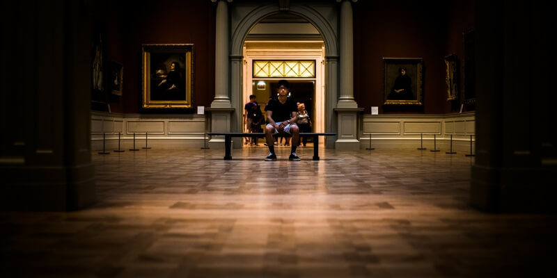 #follianellarte, la campagna social dei musei italiani