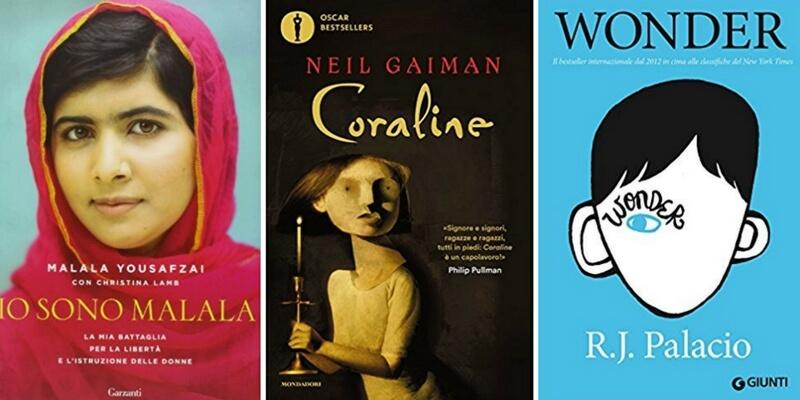 I libri che i ragazzi dovrebbero leggere prima dei 12 anni