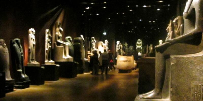 """""""Empty Museum"""", l'iniziativa social al Museo Egizio di Torino"""