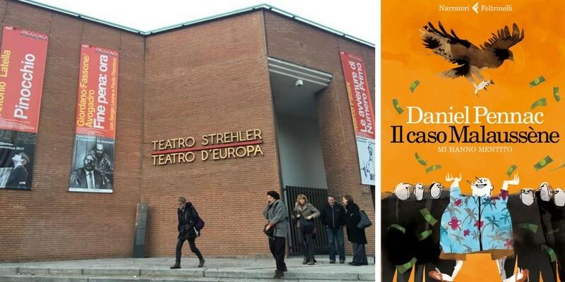 """""""Il caso Malaussène"""" di Daniel Pennac sul palco del Piccolo Teatro Strehler"""