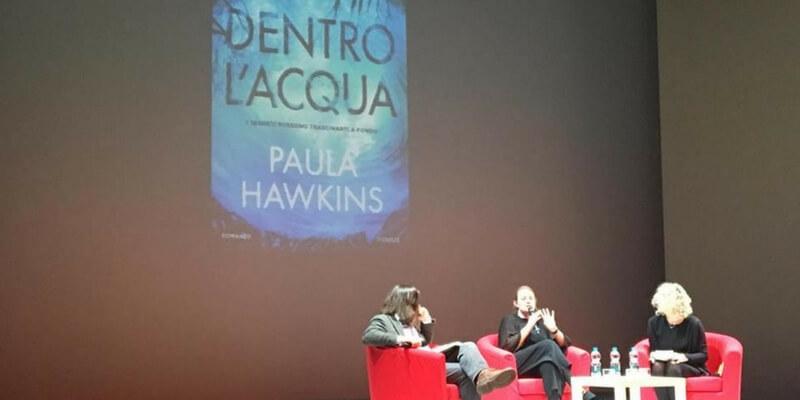 """Paula Hawkins, """"Sto benissimo nel mio cantuccio con i miei thriller"""""""