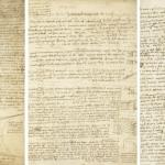 In mostra agli Uffizi il Codice Leicester di Leonardo da Vinci