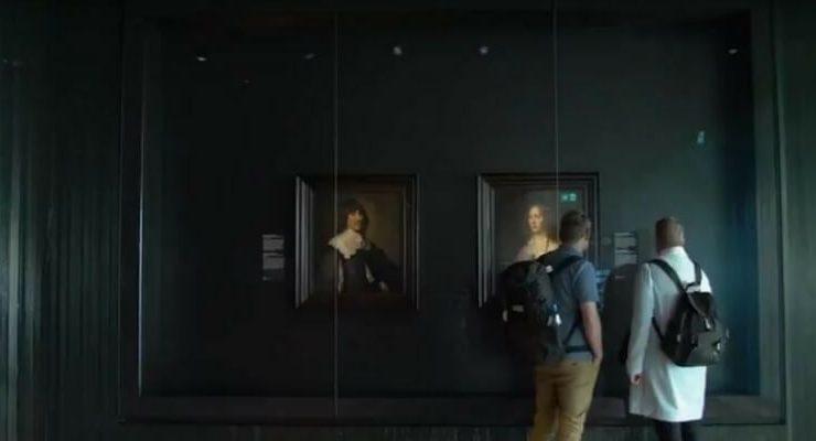 L'arte nell'aeroporto Schiphol di Amsterdam