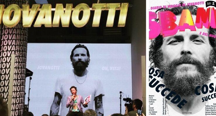 """""""SBAM!"""" di Jovanotti, il libro-rivista del """"ragazzo fortunato"""""""