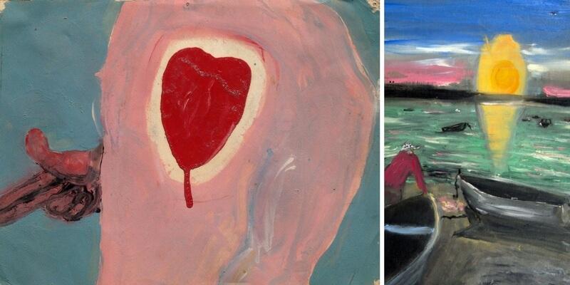 A Gallarate la mostra che espone il lato artistico di Jack Kerouac