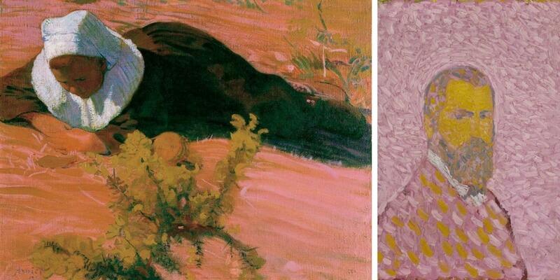 Il percorso pittorico di Amiet in mostra a Mendrisio