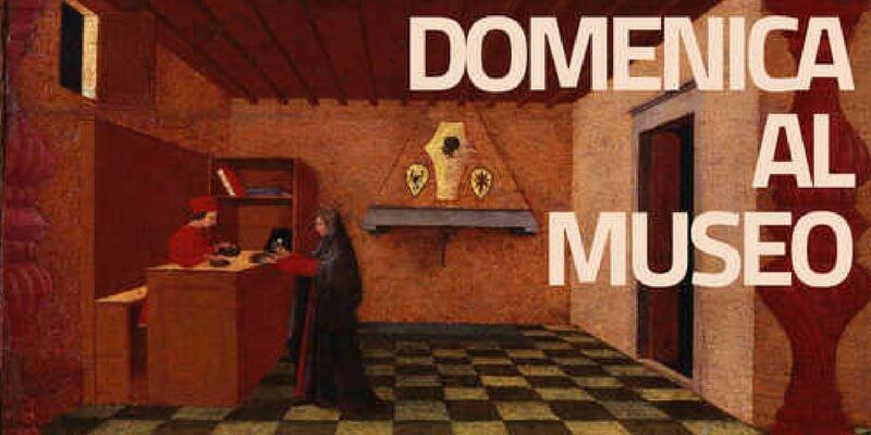 Domenica gratuita nei musei e aree archeologiche statali