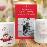 """Acquista l'AforisMug di Simonetta Agnello Hornby, in omaggio ai primi 10 il suo nuovo libro """"Nessuno può volare"""""""
