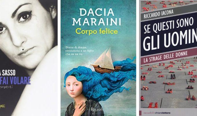 Giornata contro la violenza sulle donne, i libri da leggere