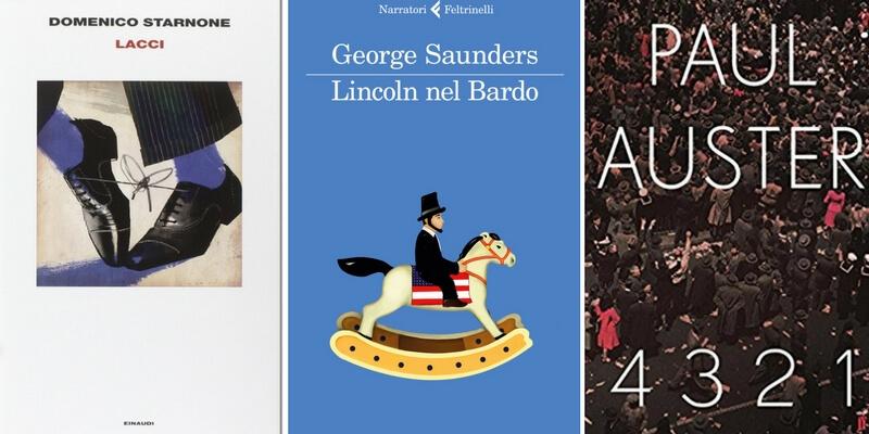 I 100 libri più belli usciti nel 2017