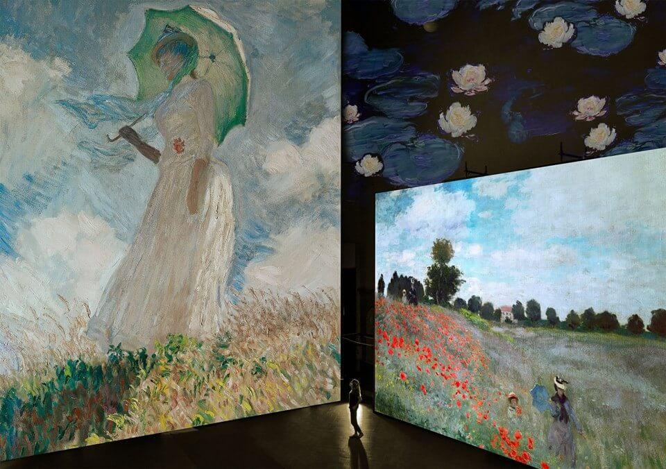 La magia di Monet e degli impressionisti