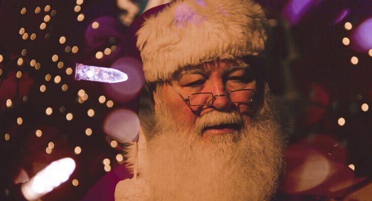 La storia di Babbo Natale nel mondo