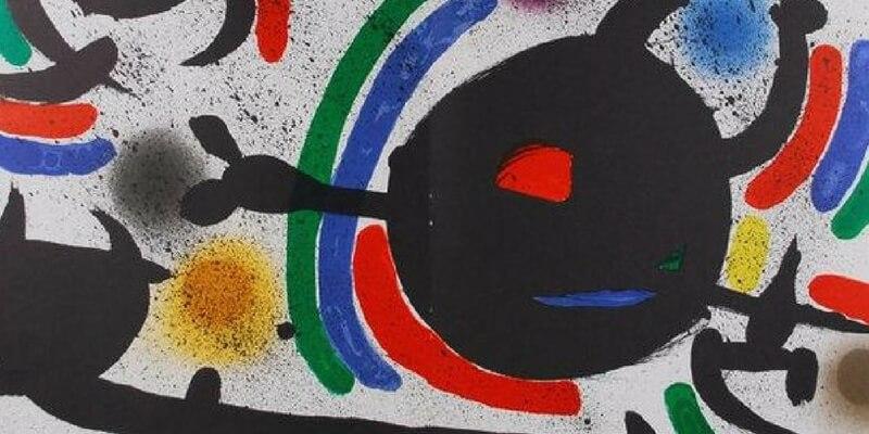 In mostra a Ponte Tresa le opere grafiche di Joan Mirò