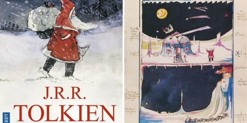Le lettere di Tolkien scritte ai suoi figli fingendosi Babbo Natale