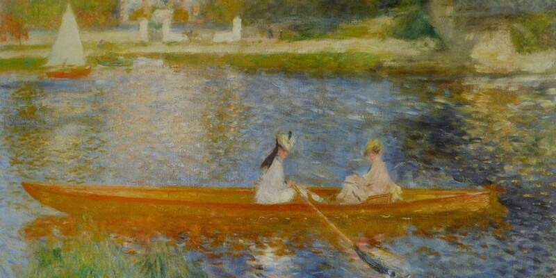 Pierre-Auguste Renoir, uno dei padri dell'Impressionismo