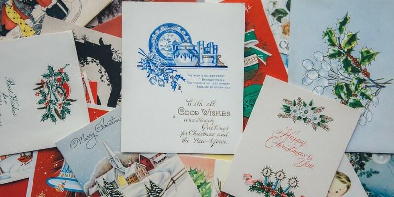 Le citazioni letterarie per i biglietti natalizi