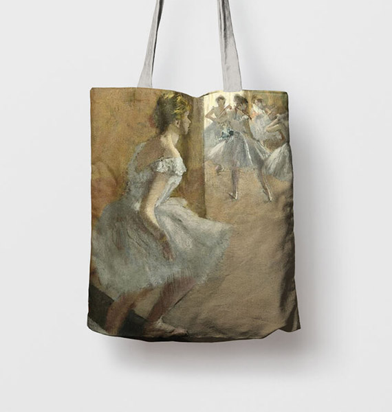 La Danza - Edgar Degas – Shopper bag