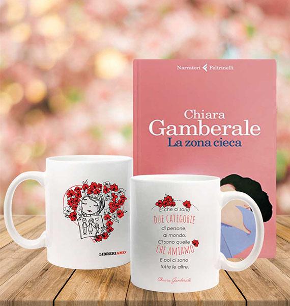 """L'AforisMUG di Chiara Gamberale e in omaggio il suo libro """"La zona cieca"""""""