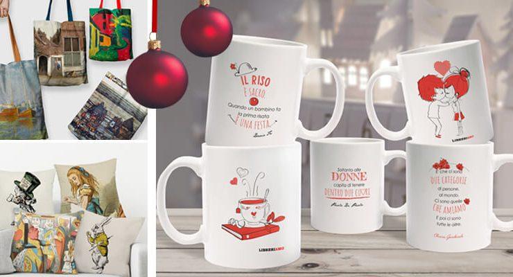 Natale, i kit regalo pensati per gli amanti della cultura